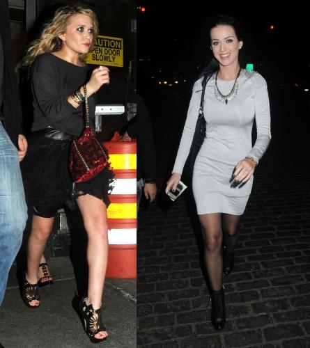 Mary-Kate Olsen / Katy Perry