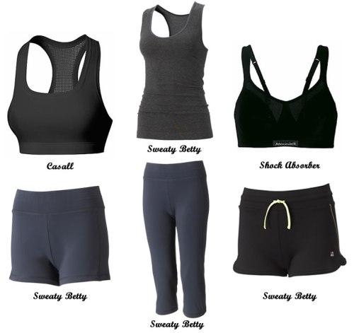 What to wear to Bikram Yoga