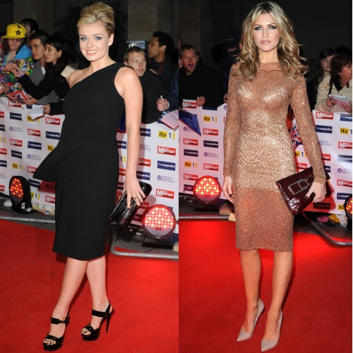 Katherine Jenkins & Abbey Clancey at the 2009 Pride of Britain Awards