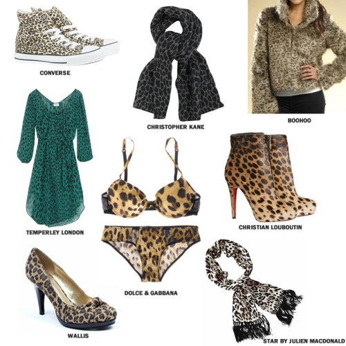 Empora Style Spy's pick of leopard print products