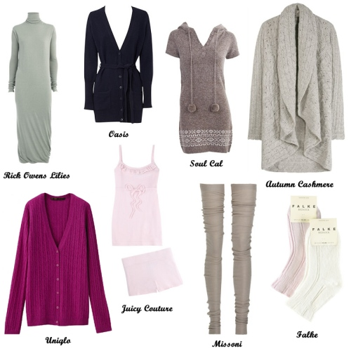Some of Empora's hottest loungewear picks