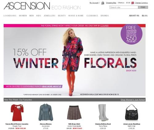 Shop Ascension eco-friendly labels now